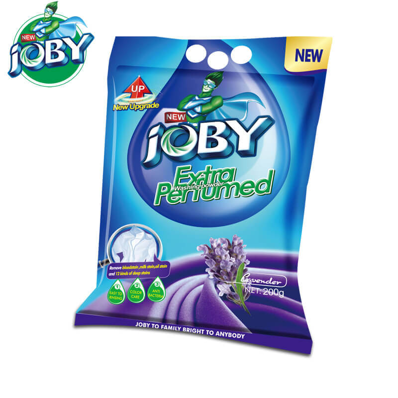 Washing Powder Lavender Perfumed 200g JOBY