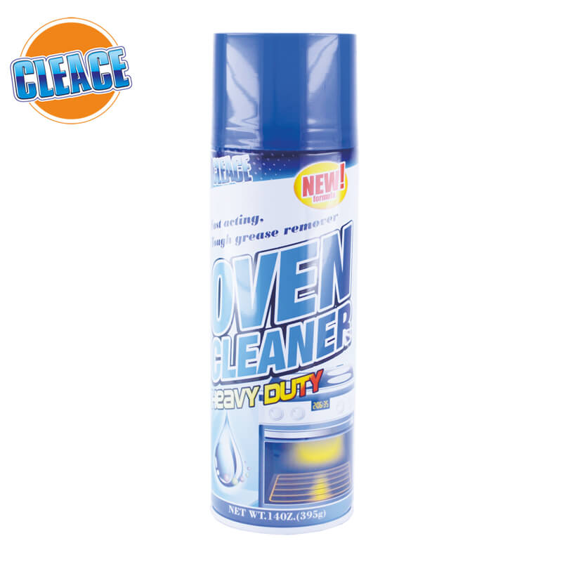 Oven Cleaner Aerosol Cleaner 395g ClEACE
