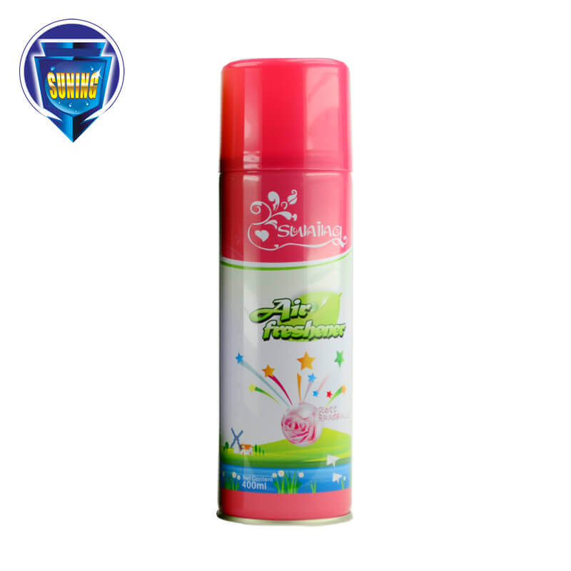 Air Freshener Rose 400ml SUNING