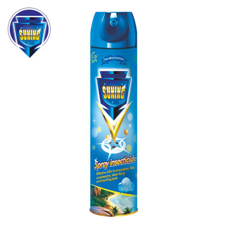 Insecticide Spray Natural Unscented 600ml SUNING
