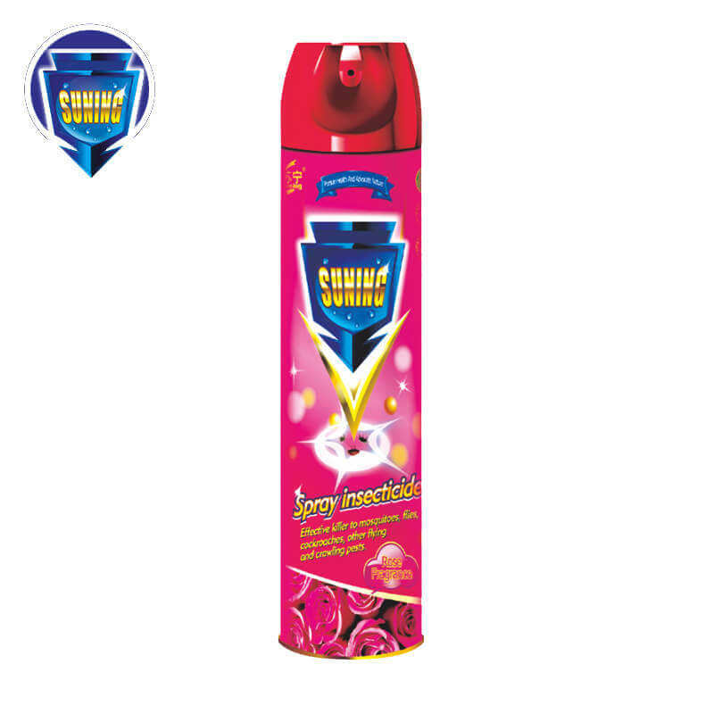Insecticide Spray Rose 600ml SUNING