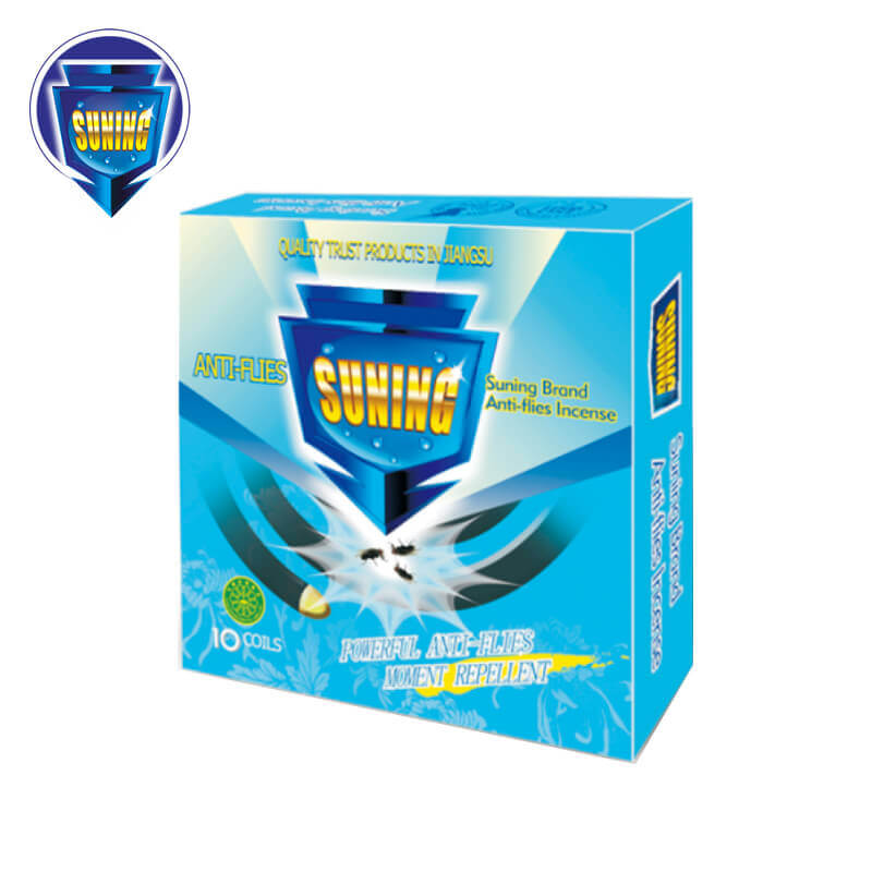 Anti-Flies Incense Coils Moment Repellent  SUNING