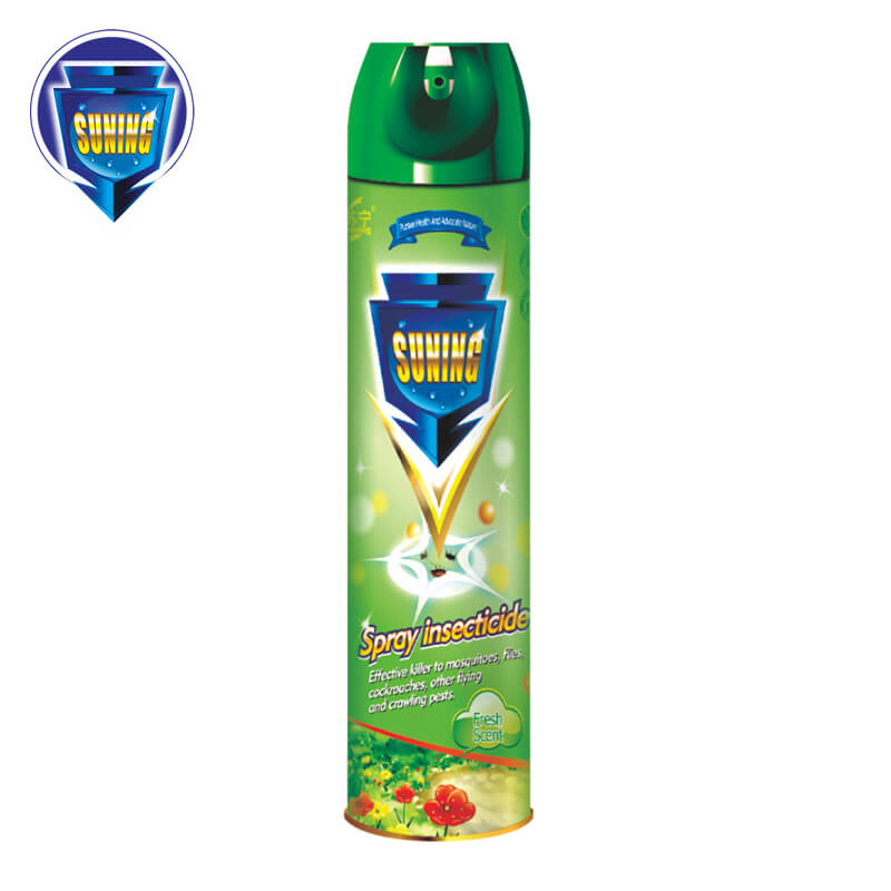 Insecticide Spray Fresh Scent 600ml SUNNING