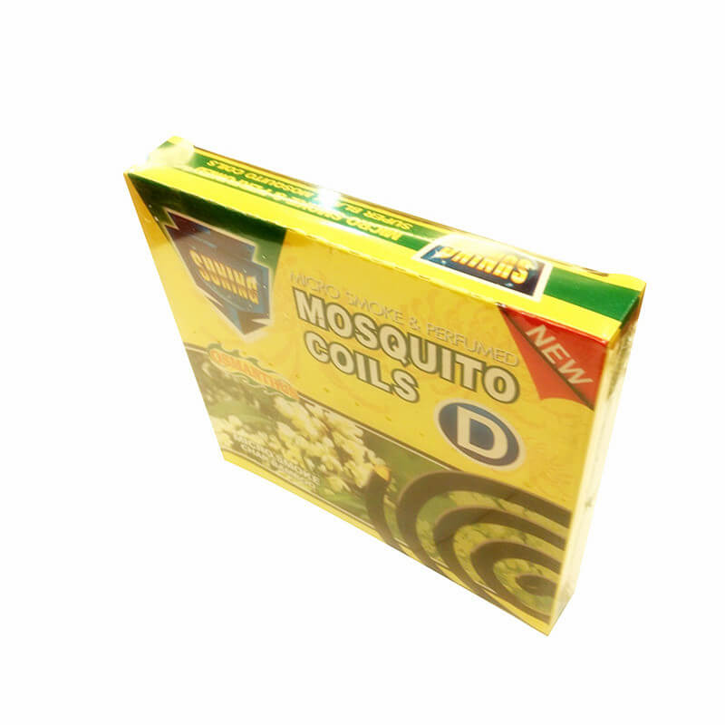Micro-Smoke Mosquito Coil Char-Bamboo Osmanthus D 130mm SUNING