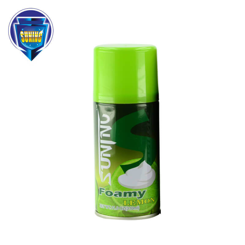 Shaving Foam & Gel Lemon 310ml SUNING