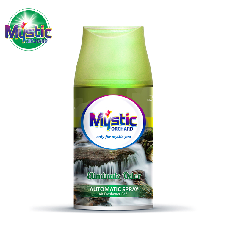Air Freshener Refill Eliminate Odor Scents 250ml MYSTIC ORCHARD