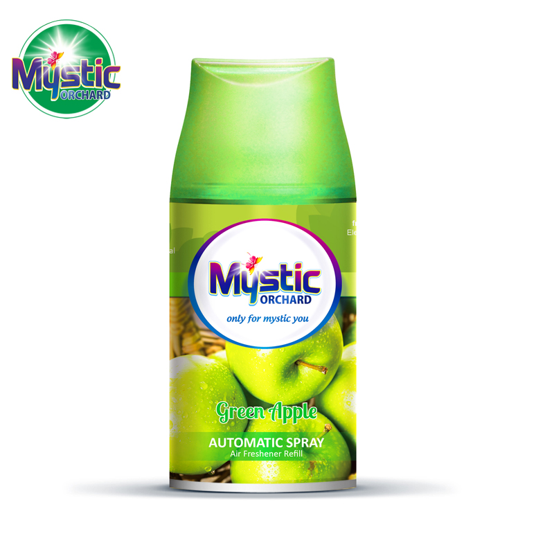 Air Freshener Refill Green Apple Scents 250ml MYSTIC ORCHARD