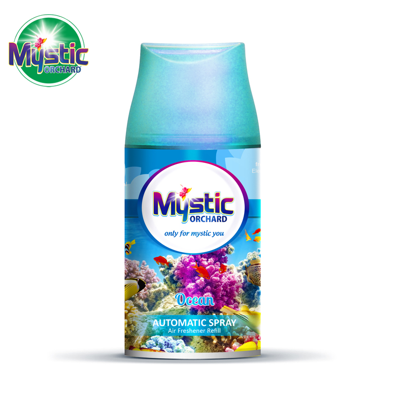 Air Freshener Refill Ocean Scents 250ml MYSTIC ORCHARD